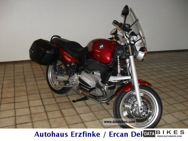 1995 BMW  R 1100 R * state * TOP * WSS * trunk system INSP.NEU Motorcycle Sport Touring Motorcycles photo