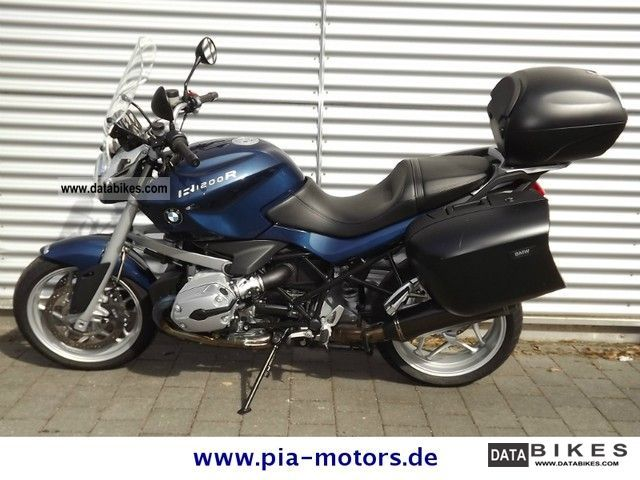 2010 BMW  R 1200 R special edition Motorcycle Tourer photo