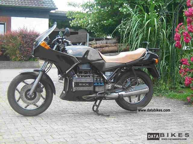 1985 BMW  K75S Motorcycle Sport Touring Motorcycles photo
