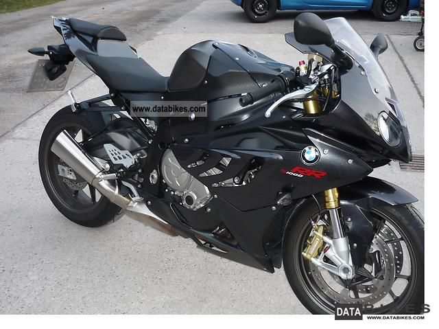 BMW  S1000RR Race ABS + DTC & Gearshift Assistant 2011 Sports/Super Sports Bike photo