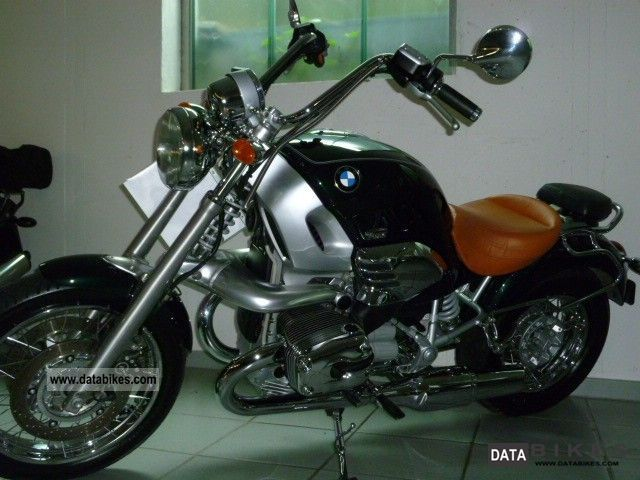 2000 BMW  R 1200 C Classic ABS, heated grips, comfort Sitzba Motorcycle Chopper/Cruiser photo
