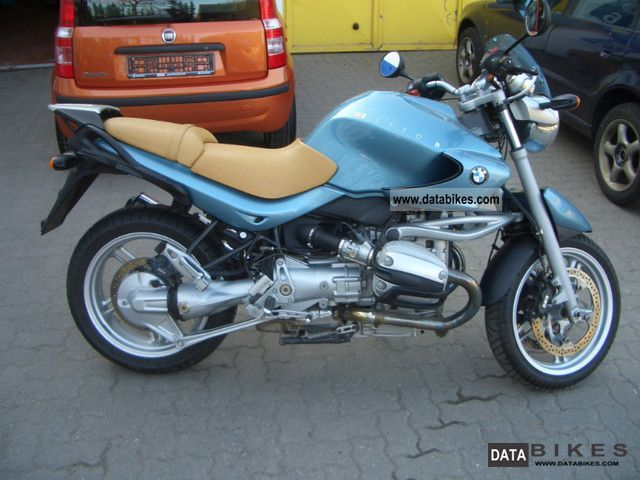 2001 BMW  R1150 R! First Hand only 12000 km! Motorcycle Motorcycle photo