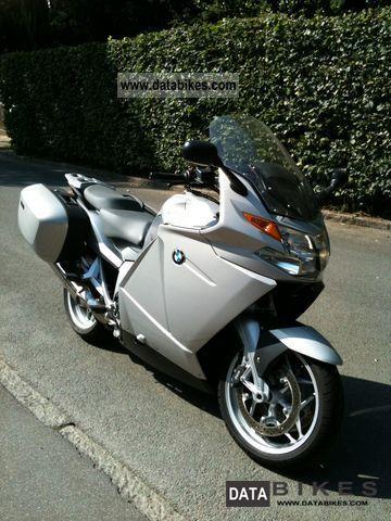 2007 BMW  K1200 GT Premium package Motorcycle Tourer photo
