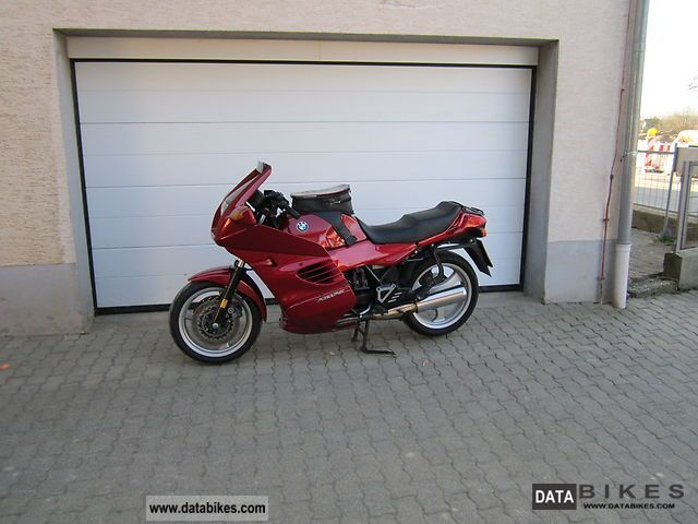 1995 BMW  K 1100 RS ABS gcat like new! Motorcycle Tourer photo