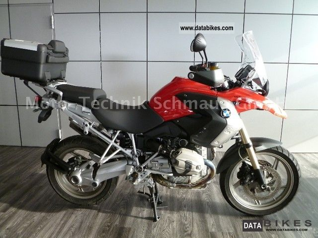 2010 BMW  R 1200 GS + Touring Safety Motorcycle Motorcycle photo