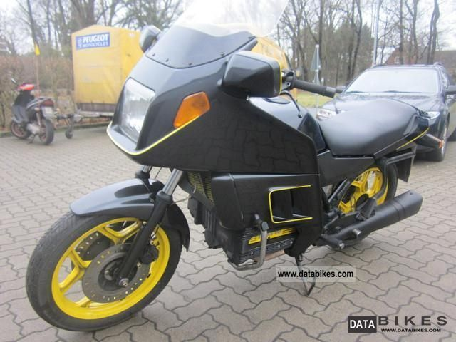 1984 BMW  K 100 LT, location Drakenburg Motorcycle Tourer photo