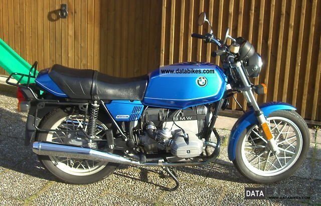 1982 BMW  R45 TÜV again! Motorcycle Tourer photo