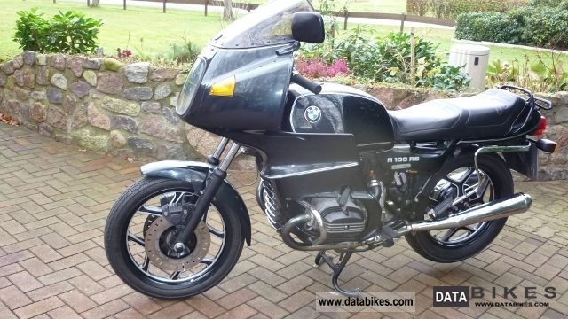 BMW  R100RS 1992 Motorcycle photo