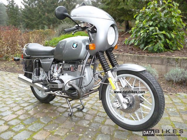 1982 BMW  R100S Motorcycle Sport Touring Motorcycles photo