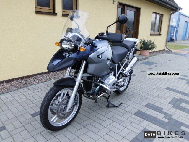 BMW  R 1200 GS Insp NEW! 2005 Enduro/Touring Enduro photo