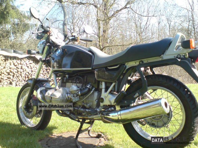 1993 BMW  GOOD CONDITION TYPE R 80 R 247 E Motorcycle Tourer photo