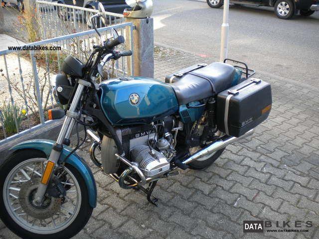 1982 BMW  248 Motorcycle Tourer photo