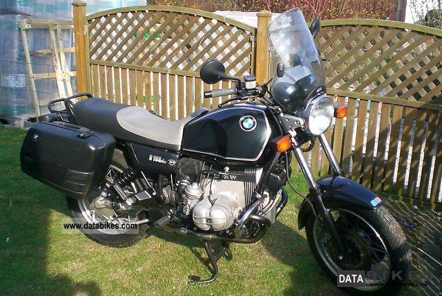 1994 BMW  R100R TÜV / AU 04.2014! Motorcycle Motorcycle photo