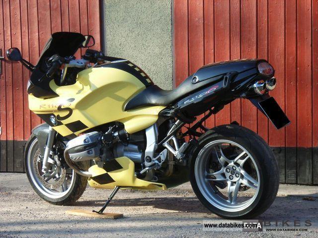 2001 BMW  R 1100 S Boxer Cup Replica Motorcycle Sports/Super Sports Bike photo