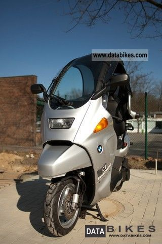2000 BMW  C1 200 Motorcycle Scooter photo