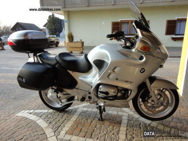 2005 BMW  1150RT Motorcycle Sport Touring Motorcycles photo
