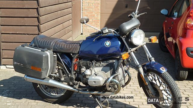 1983 BMW  R 65 Motorcycle Motorcycle photo