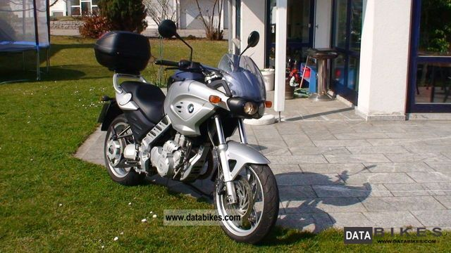 2005 BMW  F 650 CS Scarver Motorcycle Motorcycle photo