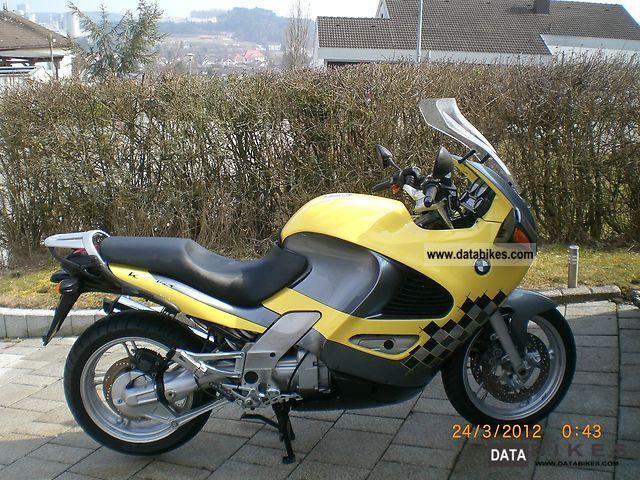 1996 BMW  K 1200 RS Motorcycle Tourer photo