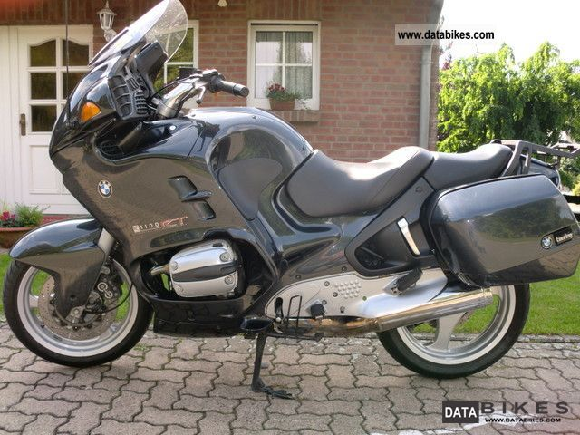 2000 BMW  1100 RT Motorcycle Tourer photo