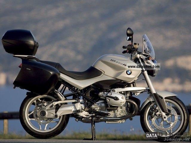 BMW  R1200R COME NUOVA 2006 Tourer photo