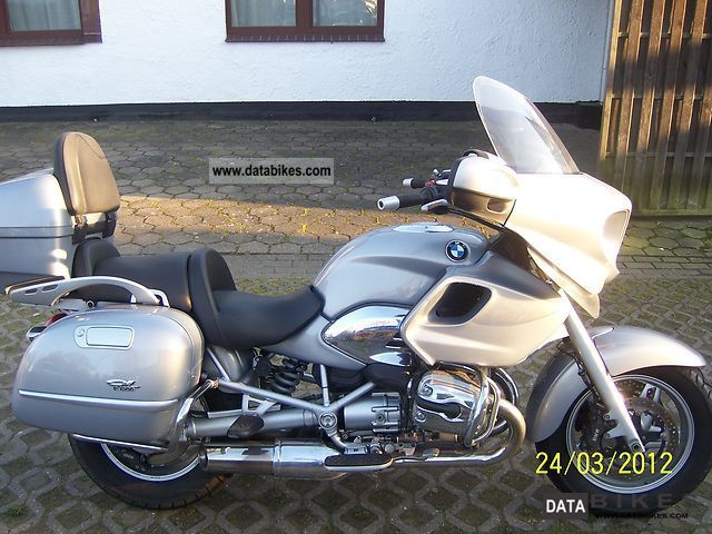 2003 BMW  R1200CL Motorcycle Motorcycle photo