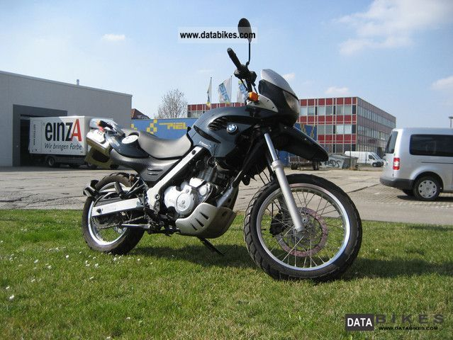 2002 BMW  F 650 GS ABS maintained super! Only summer! Motorcycle Enduro/Touring Enduro photo
