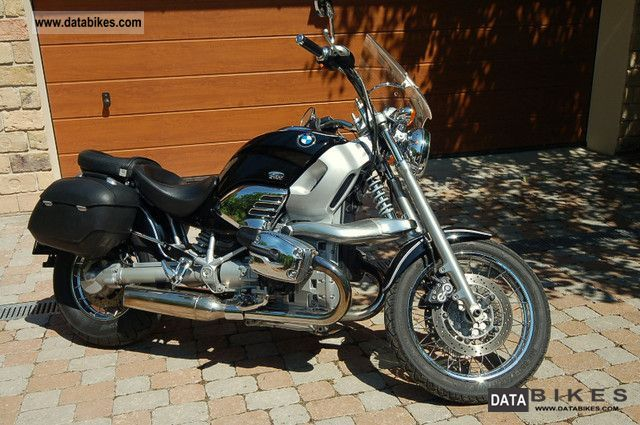 1998 BMW  1200 Cruiser Motorcycle Chopper/Cruiser photo