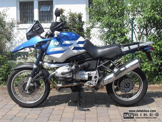 2003 BMW  R1150 GS Motorcycle Enduro/Touring Enduro photo