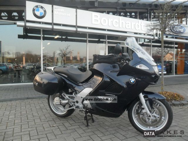 BMW  K1200 GT, 2.Hand 2003 Motorcycle photo