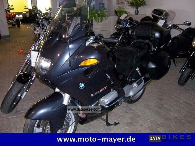BMW  R1150RT ABS 2000 Tourer photo