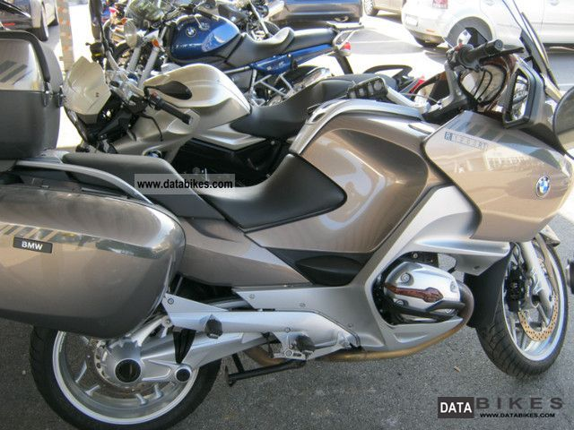 2008 bmw r 1200 rt with esa on behalf of customers. Black Bedroom Furniture Sets. Home Design Ideas
