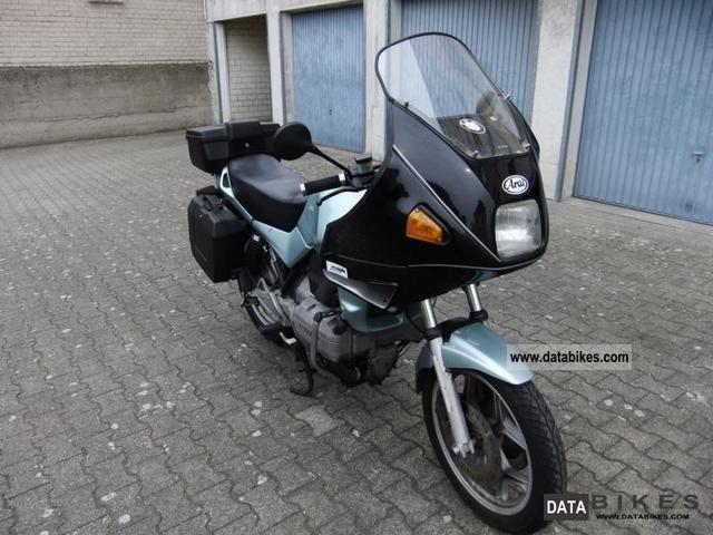 BMW  K75C 1985 Motorcycle photo