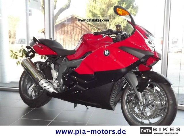 2012 BMW  K 1300 S is fully equipped Motorcycle Motorcycle photo