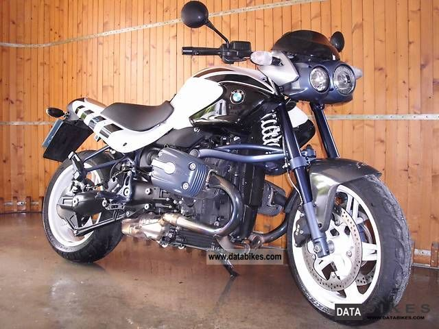 2004 BMW  R 1150 R Rockster Edition 80 Motorcycle Motorcycle photo