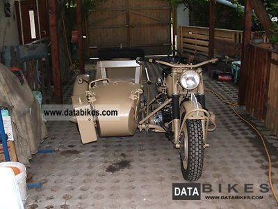 BMW  R75 1943 Vintage, Classic and Old Bikes photo