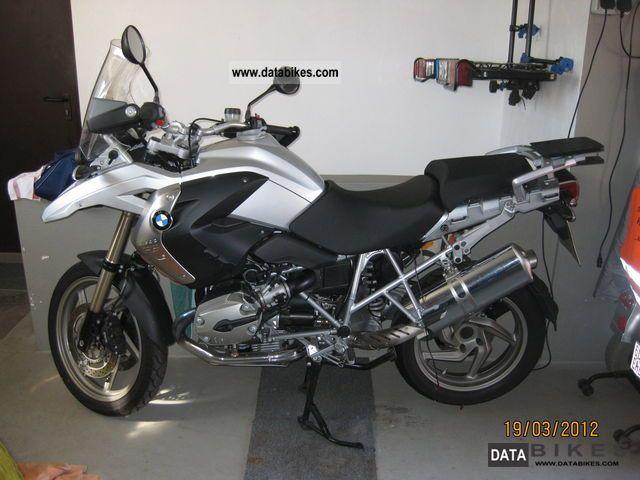 2008 BMW  1200 GS Motorcycle Enduro/Touring Enduro photo