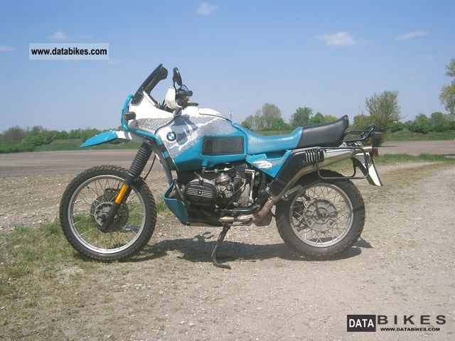 1994 BMW  R100 GS PD Motorcycle Enduro/Touring Enduro photo
