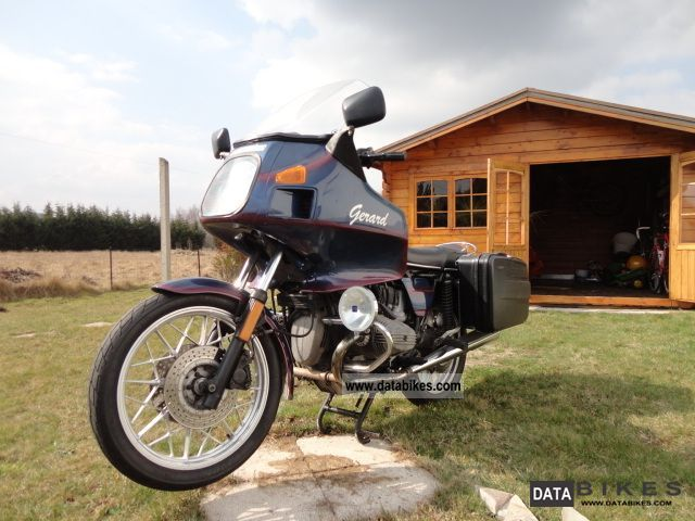 1981 BMW  R100RT Motorcycle Tourer photo