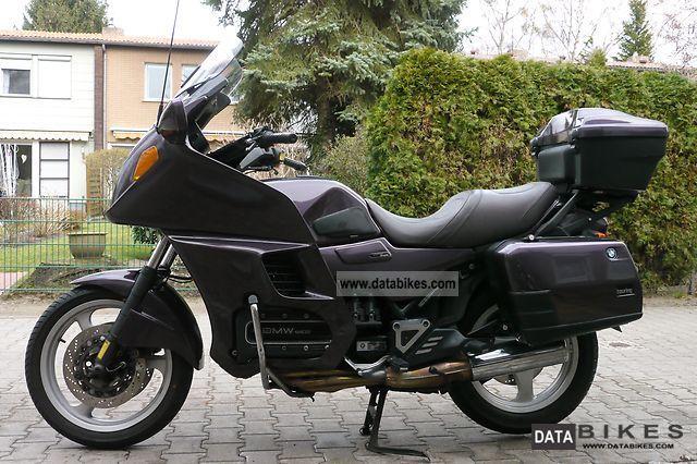 Bmw Tourer Motorcycle Bmw K1100lt 1995 Tourer