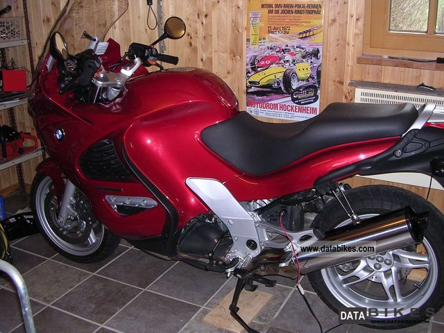 2004 BMW  K1200GT, 1.HAND, ABS, 2 CASES Motorcycle Motorcycle photo