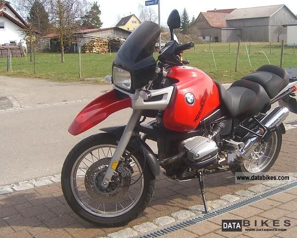 1996 BMW  1100 GS / well and maintained / low km Motorcycle Enduro/Touring Enduro photo