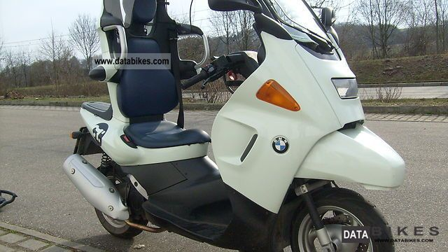 2004 BMW  C1 Motorcycle Scooter photo