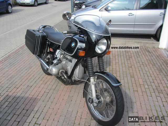 BMW  R90 / 6 1977 Vintage, Classic and Old Bikes photo