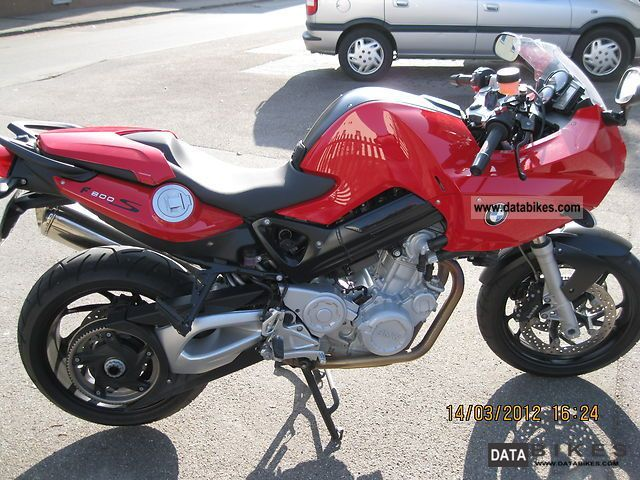 2007 BMW  F 800S Motorcycle Sport Touring Motorcycles photo