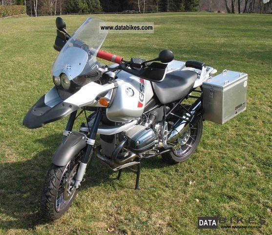 2002 BMW  1150 GS Adventure Motorcycle Enduro/Touring Enduro photo