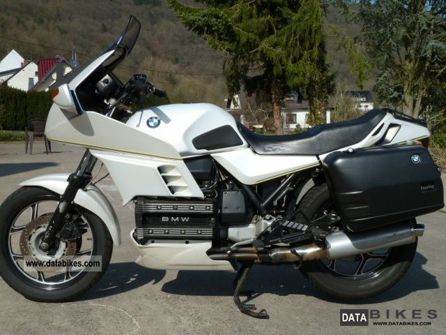 1986 BMW  K 100 RS TUV new Motorcycle Sport Touring Motorcycles photo