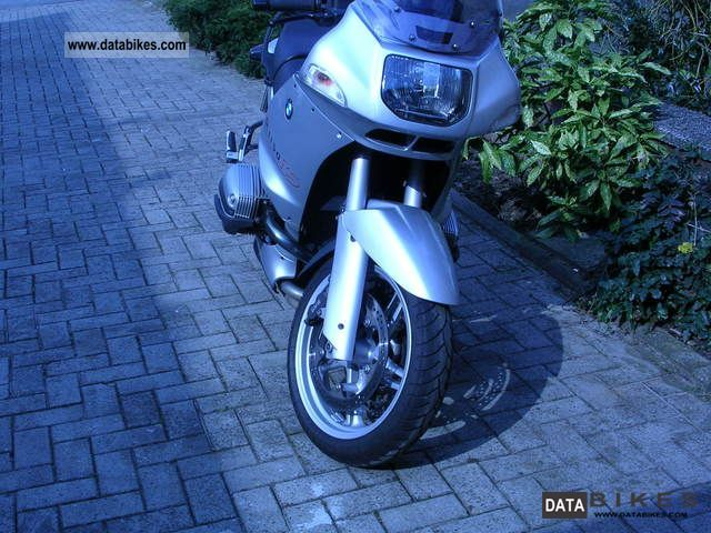 2001 BMW  1150RS Motorcycle Sport Touring Motorcycles photo