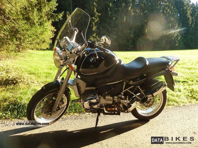 2003 BMW  R 850R Classic Motorcycle Motorcycle photo