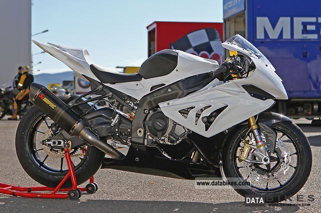2012 BMW  1000 RR / ABS / ELECTRICAL MACHINE / DTC Motorcycle Racing photo
